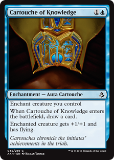 Cartouche of Knowledge фото цена описание